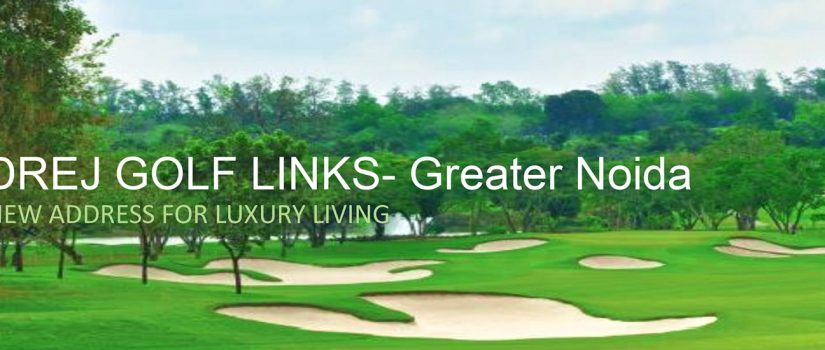 33-Advantages of investing on Godrej Golf Links Crest Villas