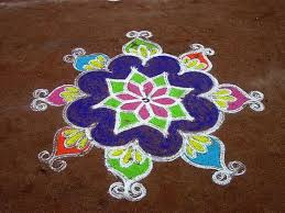33-Easy and simple Rangoli Designs Tips for Festivals